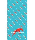 Tour de cou multifonction logo